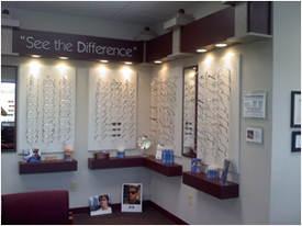 Optical Shop in Staunton